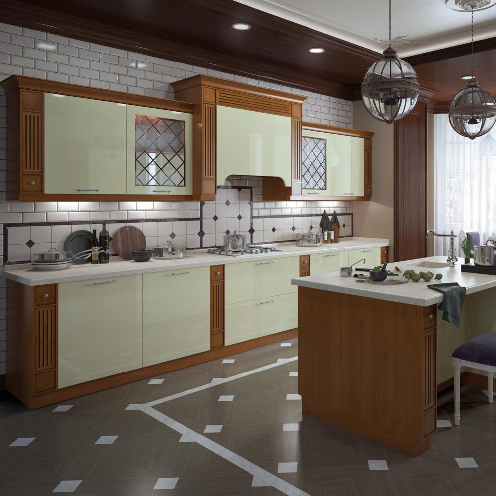 Кухня Ричард с пилястрами «Консул»