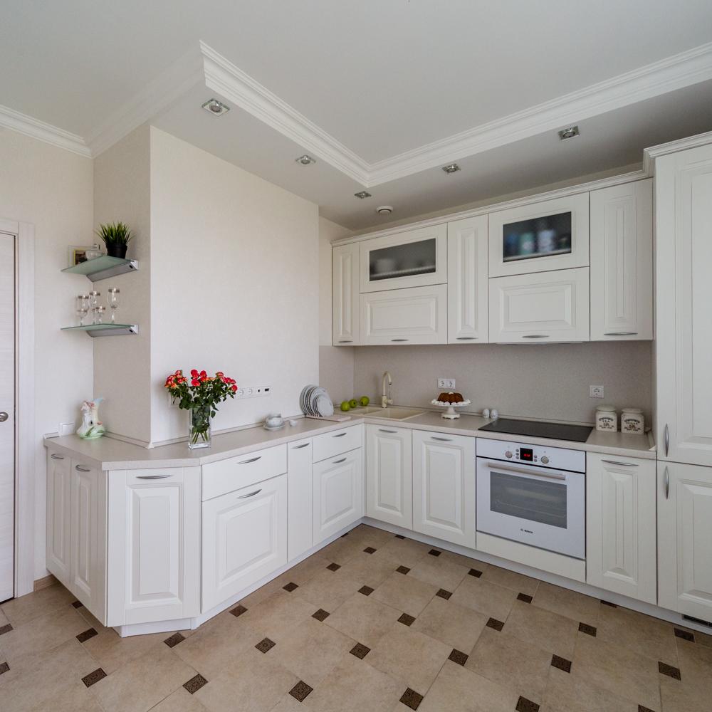 Кухня Вильям светлый