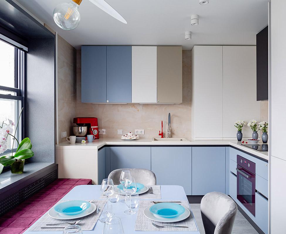 Кухня Эмма + Ханна Натив