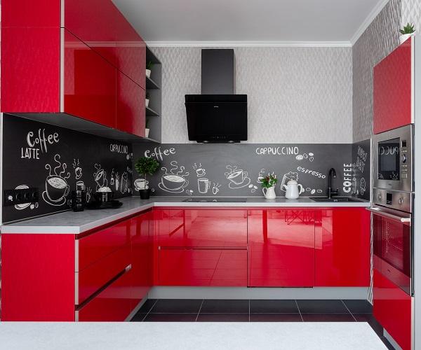 Кухня Рина Гласс