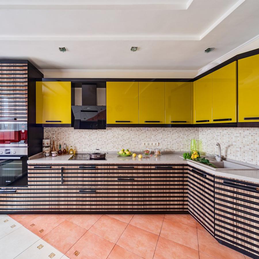 Кухня Бергер