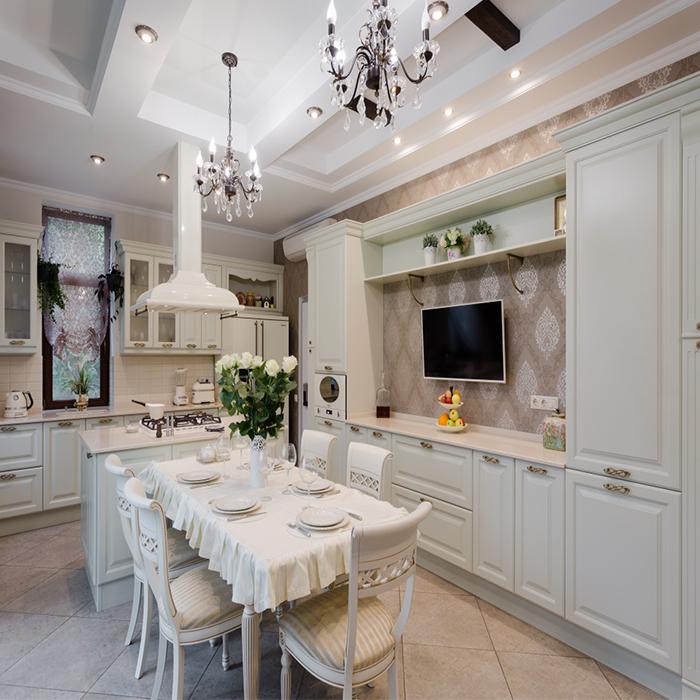 Кухня Айвори (Маркиза)